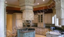 Custom Faux Kitchen