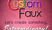 Custom Faux Finishes